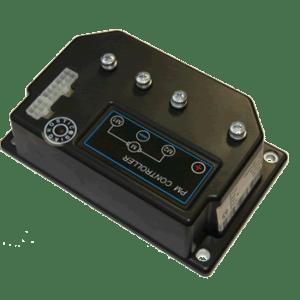 24V DC 60A Programmierbare Kontroller - Poti und  an/aus bedienung